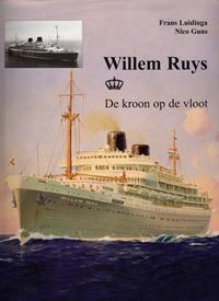 Willem Ruys - deel 1 - Voorkant-200