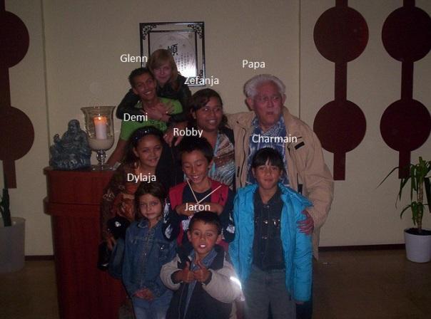 pa met kleinkinderen